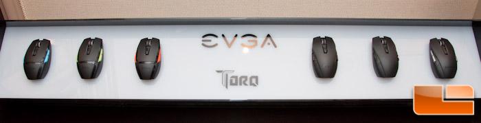 EVGA TORQ Prototypes