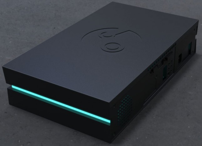 iBUYPOWER Steambox Black