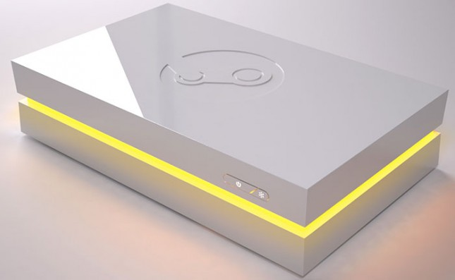 iBUYPOWER Steambox White