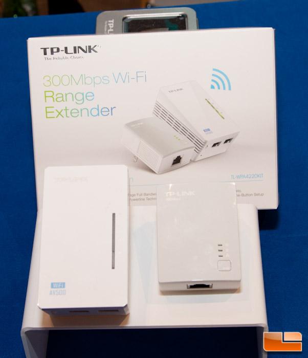 TP-Link at Pepcom 2014