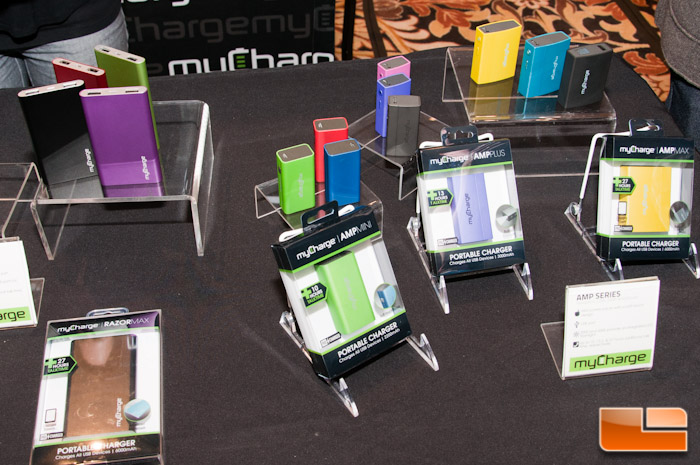 myCharge at Pepcom 2014