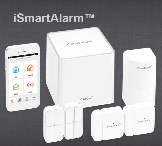 iSmart Alarm Unveils New Security Tool Designed to Prevent Home Thefts and Break-Ins