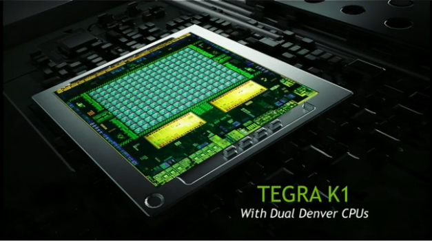 NVIDIA Unveils Tegra K1 – 192-Core Mobile Processor at CES ...