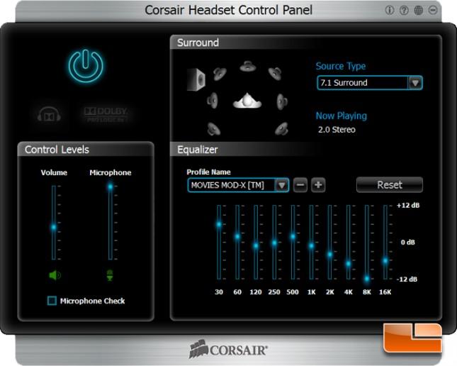 Corsair Vengeance 2100 Wireless Gaming Headset Review