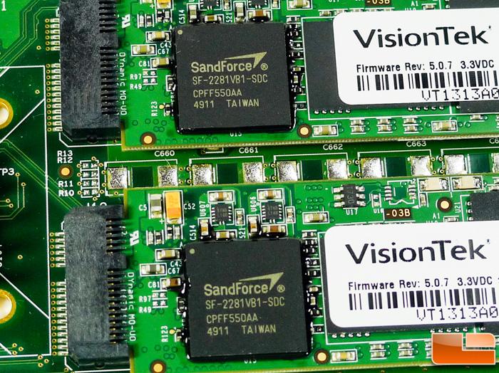 VisionTek PCIe SSD SF-2281