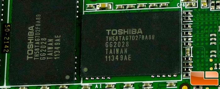 VisionTek PCIe SSD Toshiba NAND