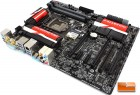 GIGABYTE Z87X-UD5 TH Motherboard Layout