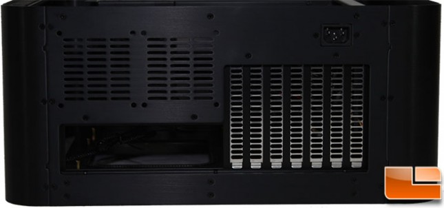 Rosewill Legacy MX2-B Back