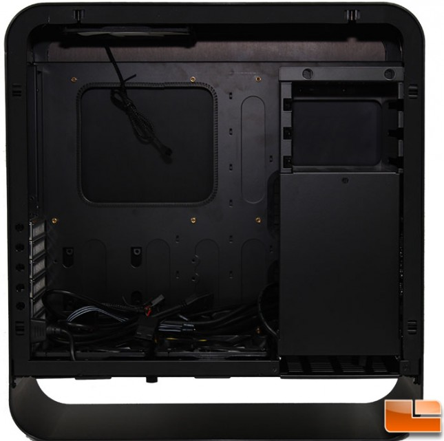 Rosewill Legacy MX2-B Interior Full