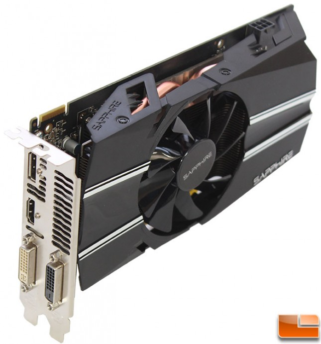Sapphire R7 260X Card Overview