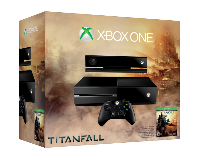 Microsoft Titanfall Xbox One Bundle