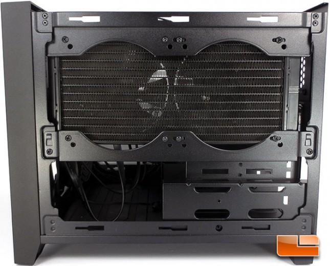 Corsair Obsidian 250D mini ITX System Build