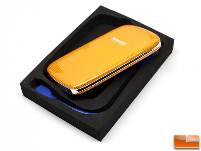 Matsunichi External USB 3.0 Drive Side