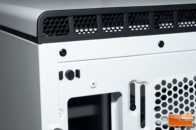 NZXT H440 LED System Button