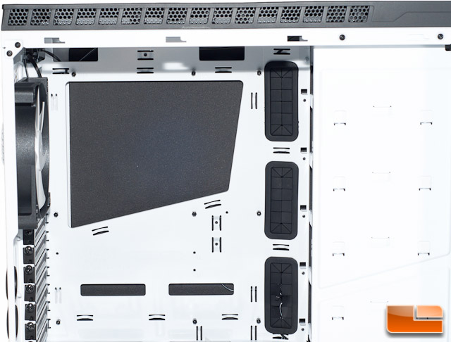 NZXT H440 Tray Cutout