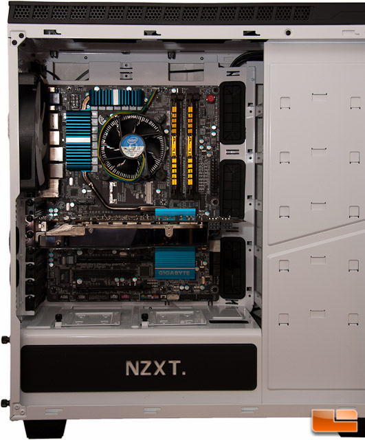 NZXT H440 Installation Process