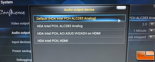 openelec-audio