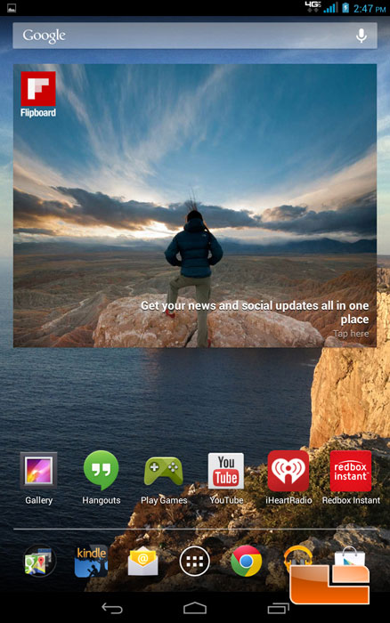 Verizon Ellipsis 7 4G LTE Tablet Software