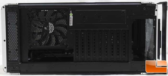 Corsair Graphite 760T External Back Panel