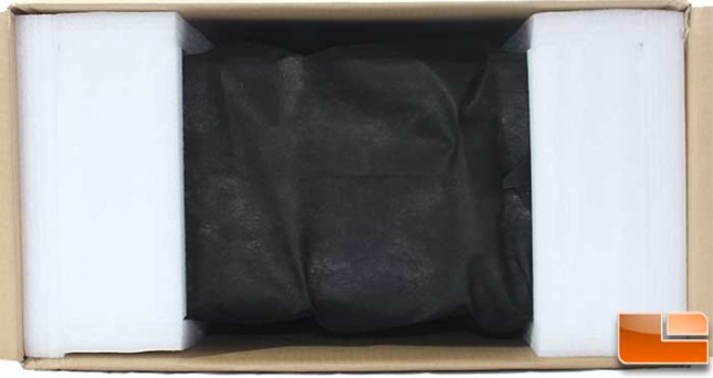 Corsair Graphite 760T Packaging Internal