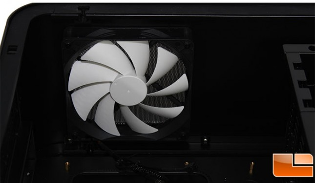 Rosewill Legacy MX2 Top Fan
