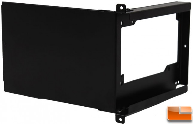 Rosewill Legacy MX2 PSU Bracket Back