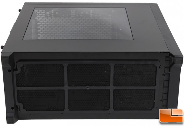 Corsair Obsidian 450D External Bottom