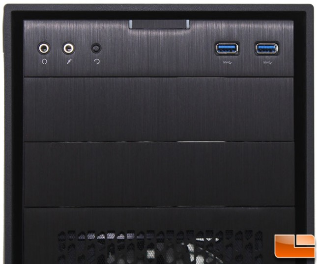 Corsair Obsidian 450D External Front Top