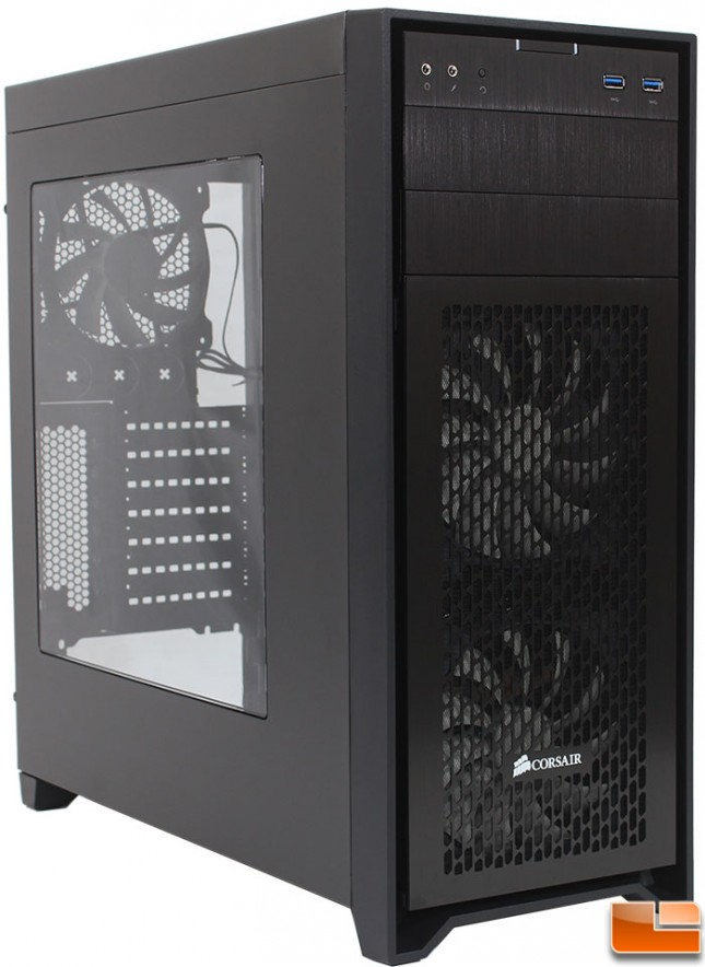 Corsair Obsidian 450D External Full