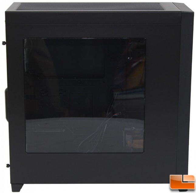 Corsair Obsidian 450D External Left Side