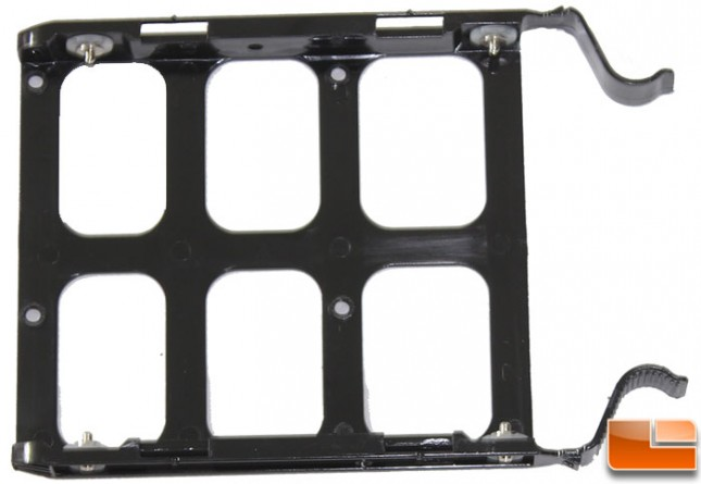 Corsair Obsidian 450D Internal 3.5 Tray