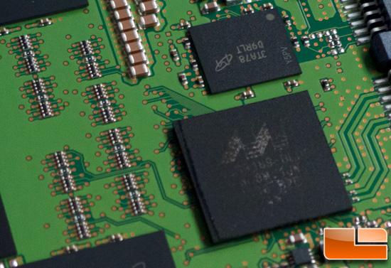 Crucial M550 512GB Controller