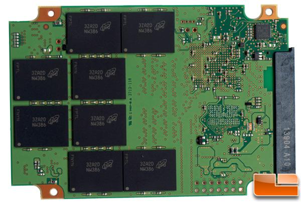 Crucial M550 512GB PCB
