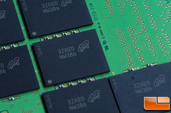 Crucial M550 512GB NAND