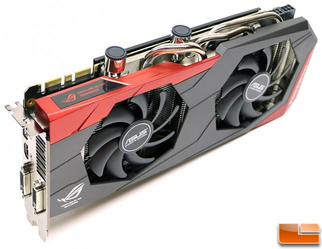 ASUS GeForce GTX 780 Poseidon
