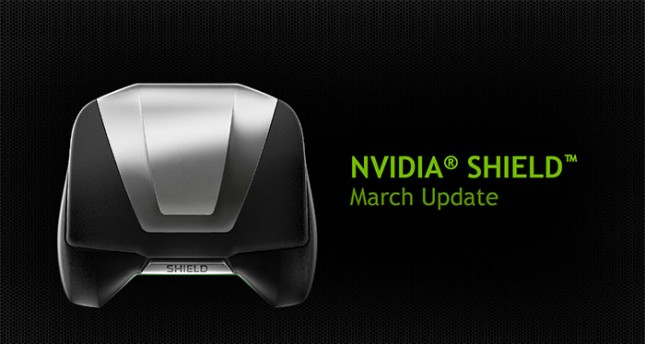 NVIDIA Shield Slide Deck