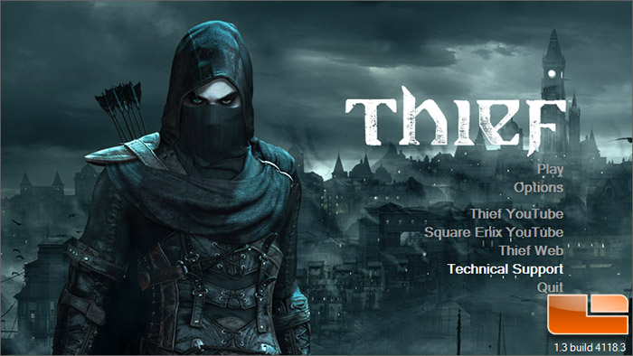 find the thief game