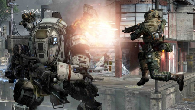 Respawn Entertainment and EA Launch Titanfall Today – Your Titan is Now Ready
