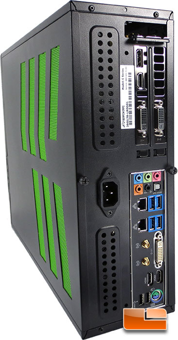 Cyberpower Zeus Mini-I 780 mITX Chassis