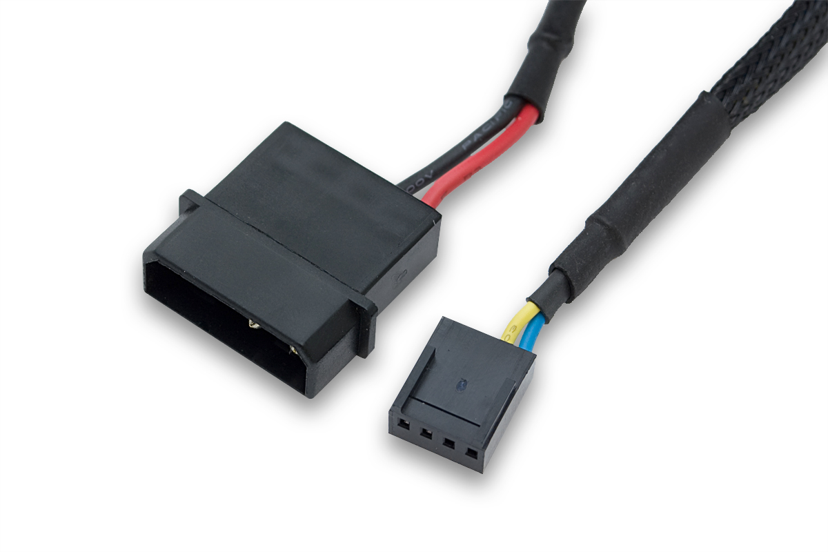 Pwm Water Pump Header Question Hardwarezonecomsg Molex To Sata Wiring Diagram Realised That D5 And Ddc Pumps Have Separated The Power Using From