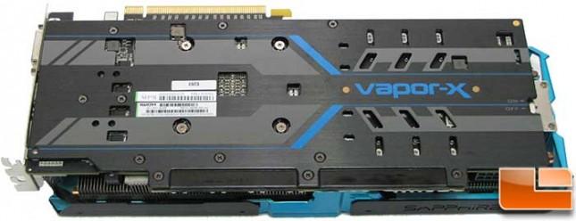 Sapphire Vapor-X R9 290 Back