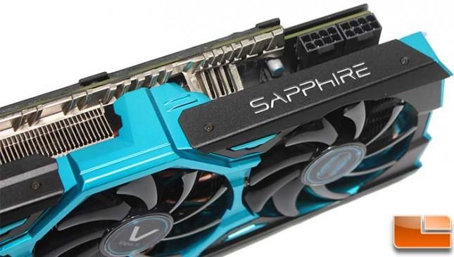 Sapphire Vapor-X R9 290 Power