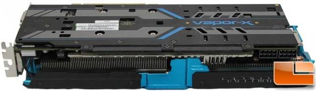 Sapphire Vapor-X R9 290 Top