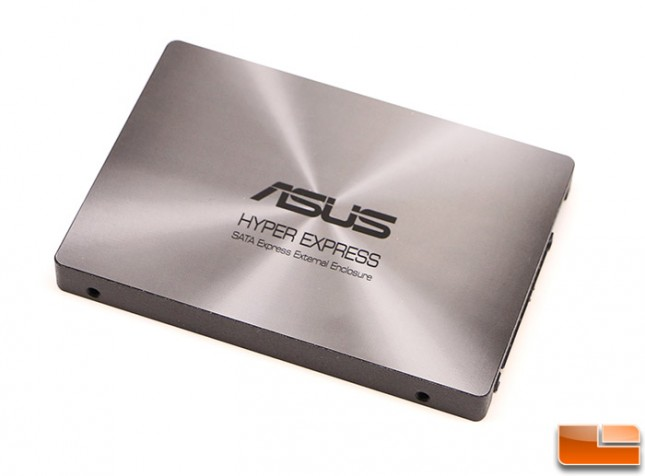 ASUS Hyper Express Enclosure