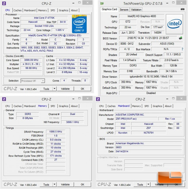 ASUS Z97-Pro Wi-Fi AC Intel Z97 Motherboard Review - Page 5 of 16