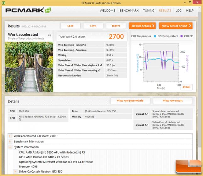 pcmark8-work