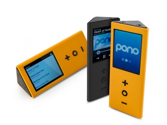 Pono Audio Player