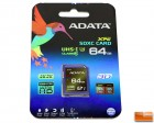 ADATA XPG SDXC 64GB UHS-I Speed Class 3