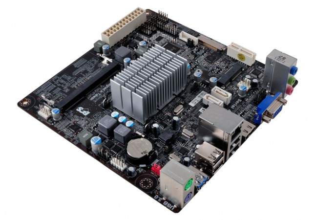 ECS BAT-I Mini-ITX Motherboard