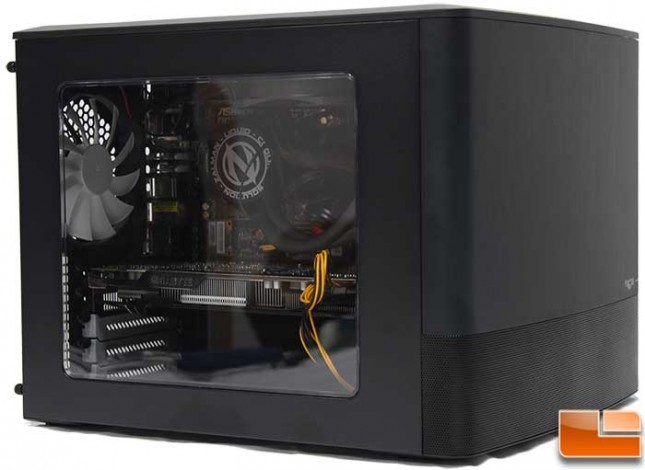 Fractal Design Node 804 MB Window